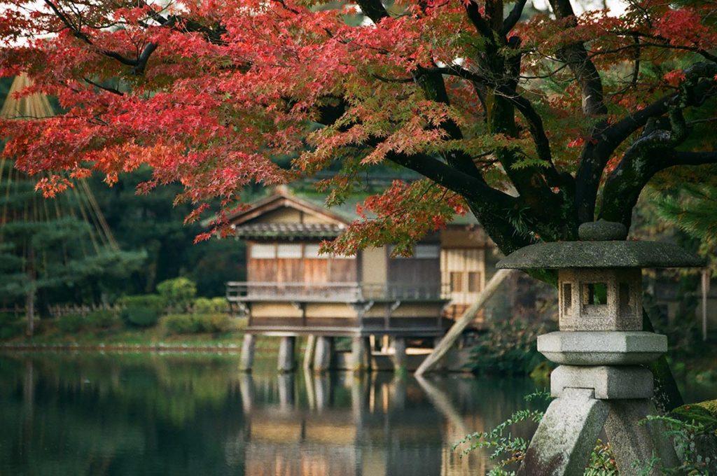 Japanese Garden Kenrokuen