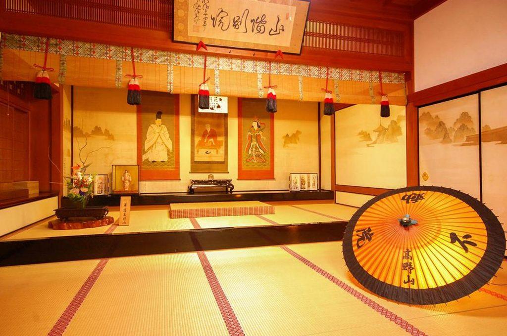 Koyasan Japan Shukubo Fudoin