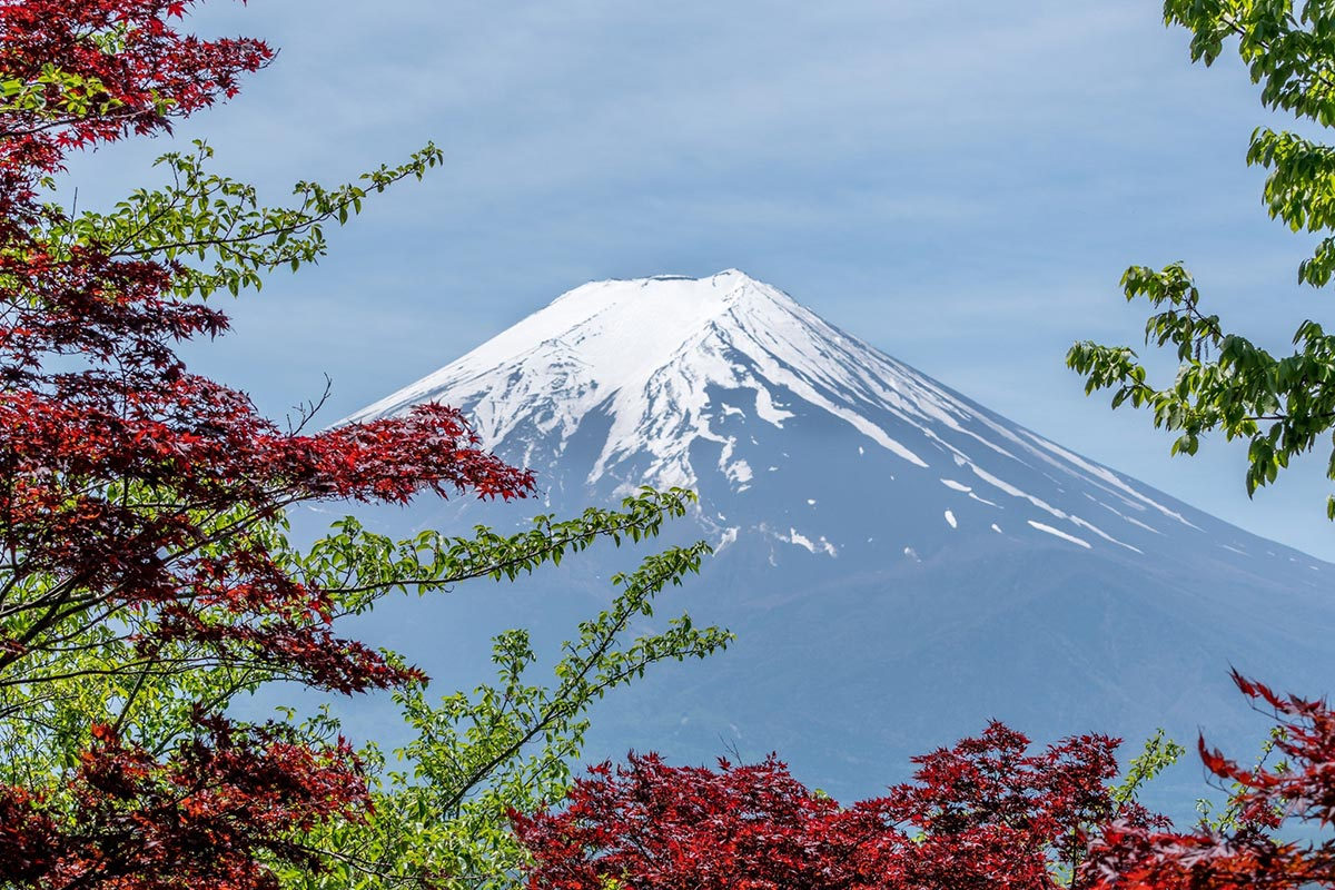 best time to travel to japan Autumn