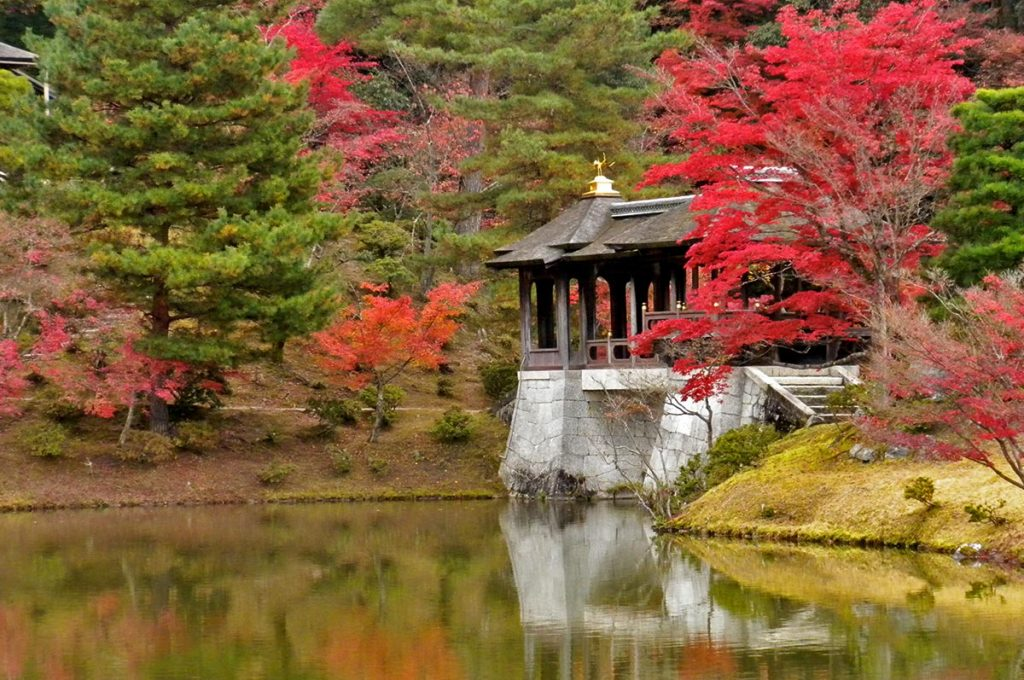 Japanese Garden Shugakuin Imperial Villa