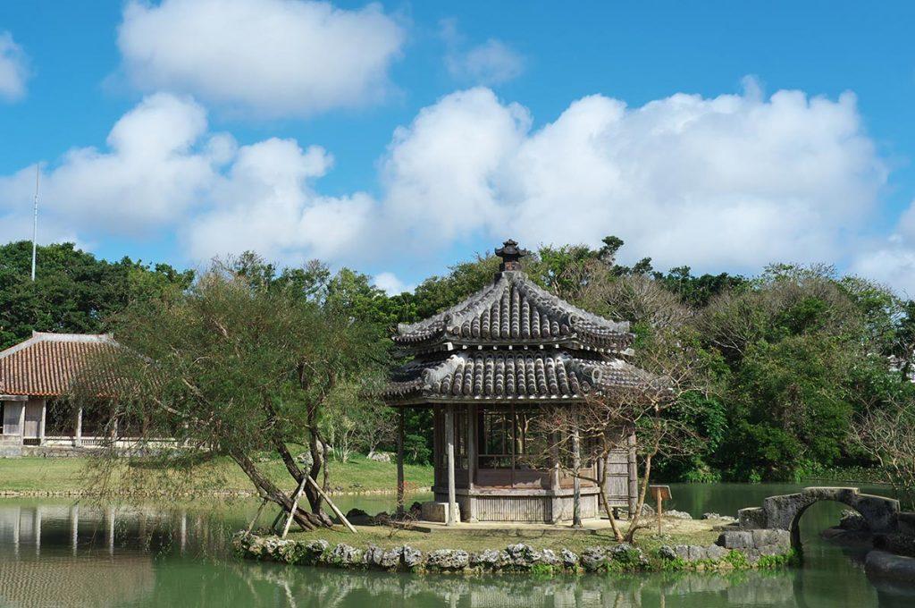 Naha Okinawa Shikina-En