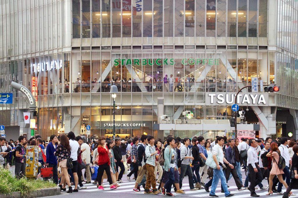 Shibuya Shopping Tsutaya