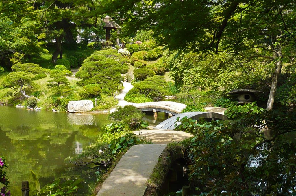 Japanese Garden Shukkeien