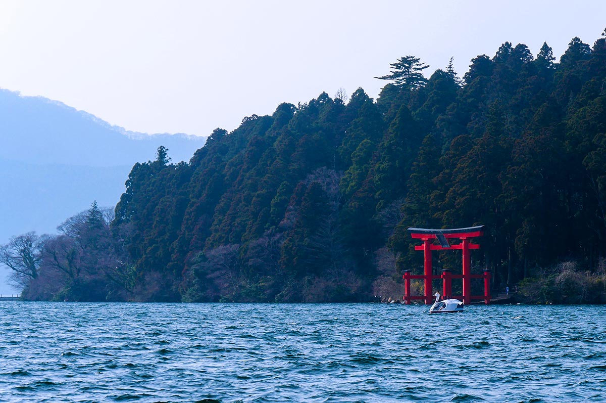 Things to do in Hakone Lake Ashinoko