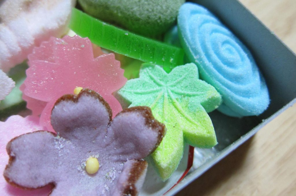 Best food in Kyoto Kyo-Wagashi