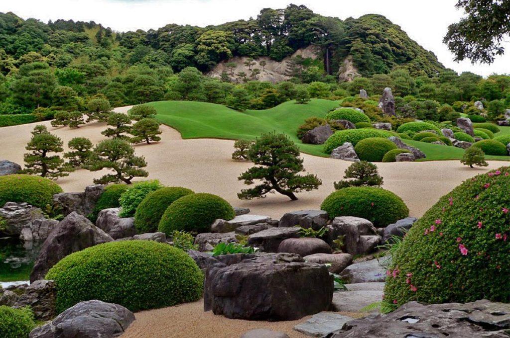 Japanese Garden Adachi Museum of Art