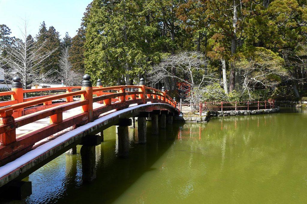 Koyasan Japan Daishi Kyokai