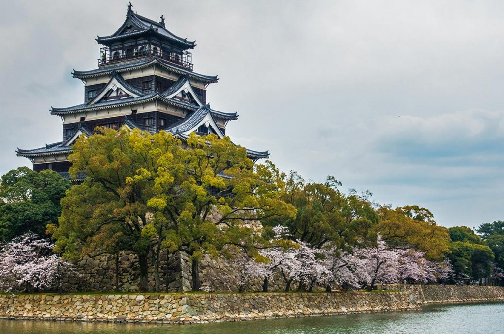 Things to do in Hiroshima Castle Lake