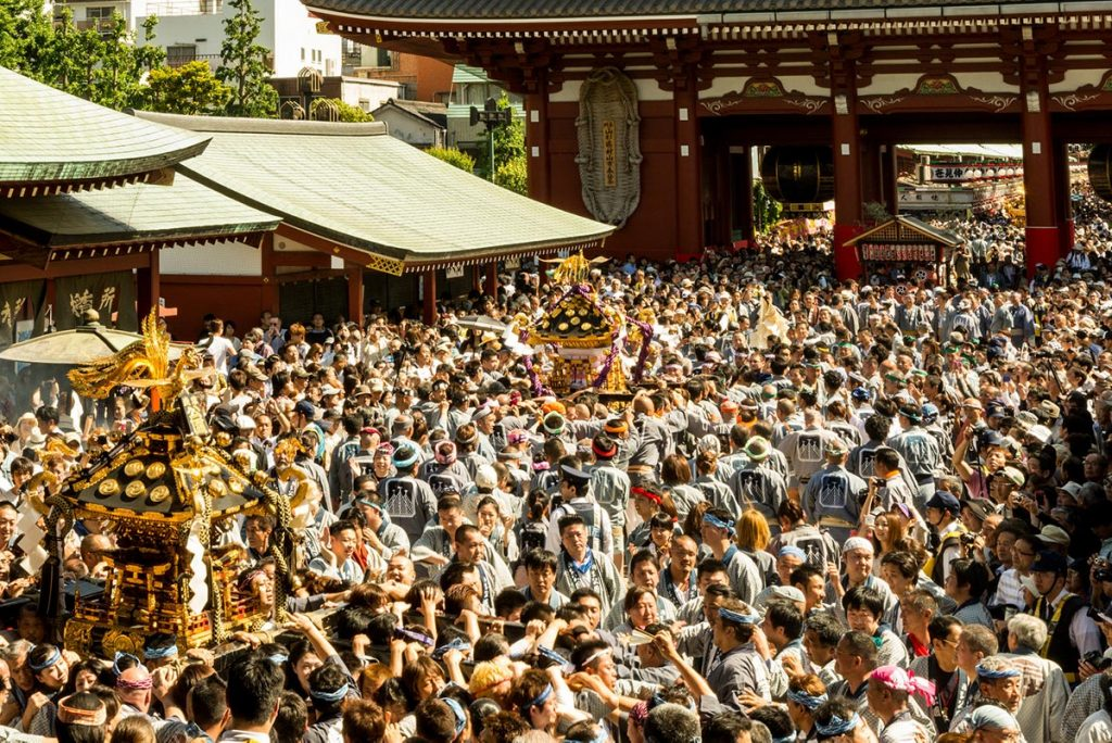 Best time to travel to Japan Matsuri