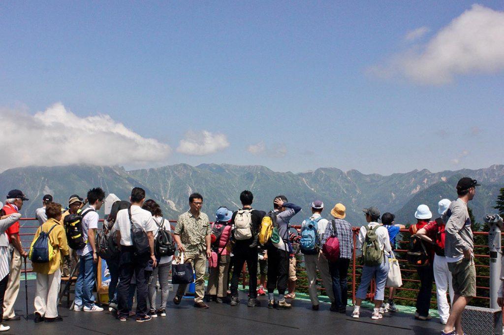 Kamikochi Ropeway View