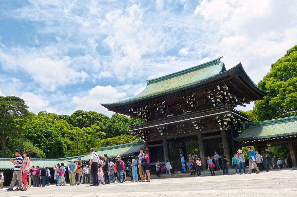 Things to do in Tokyo Meiji Shrine