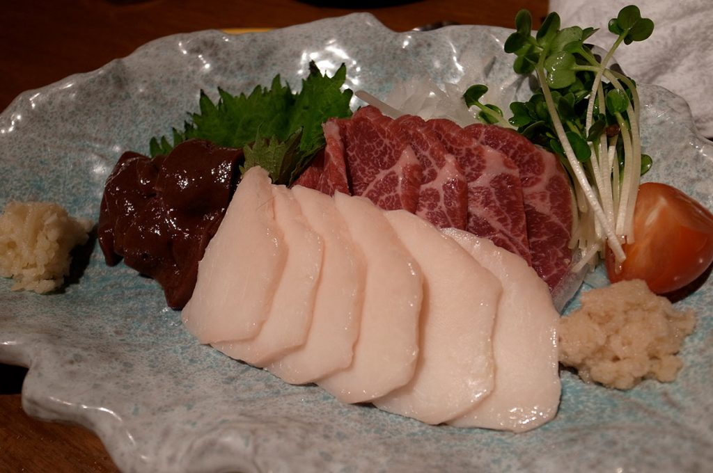 Japanese Food Facts Horse Meat