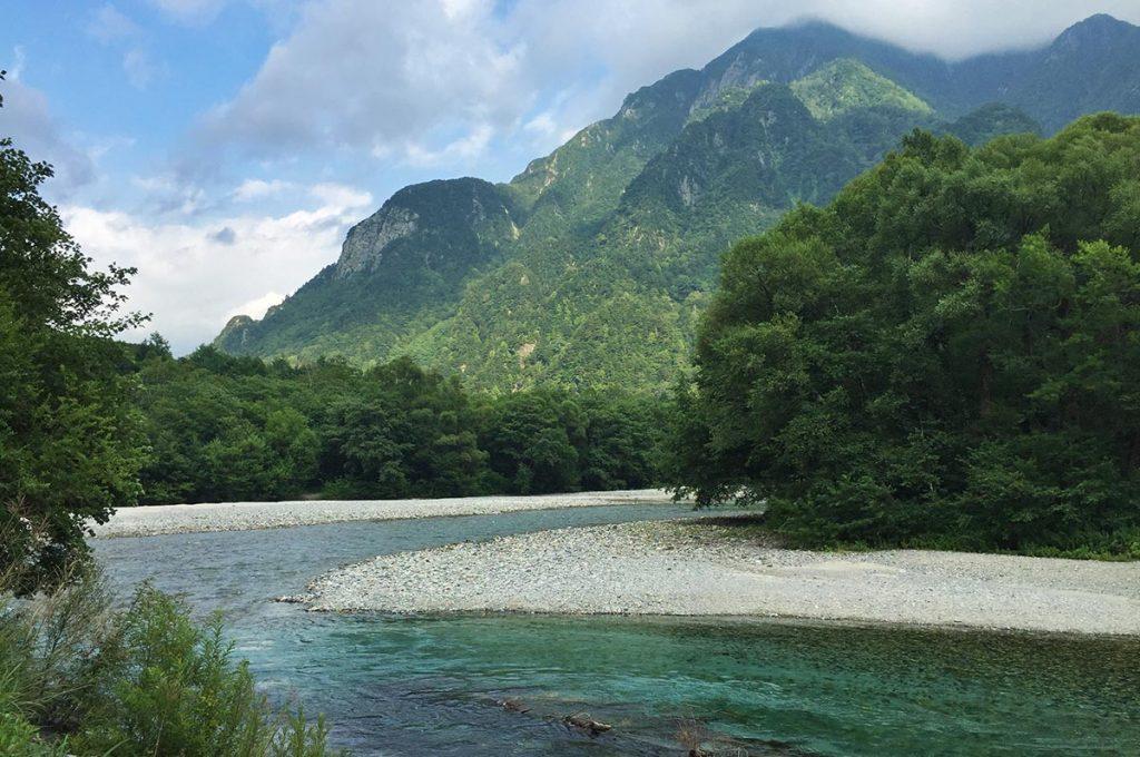 Kamikochi River
