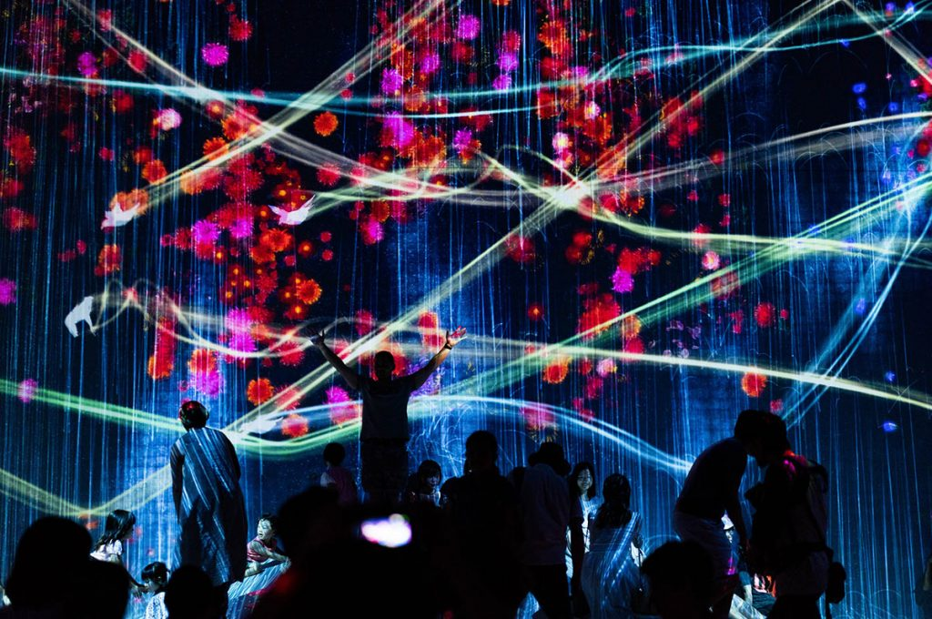 Things to do in Tokyo Teamlab