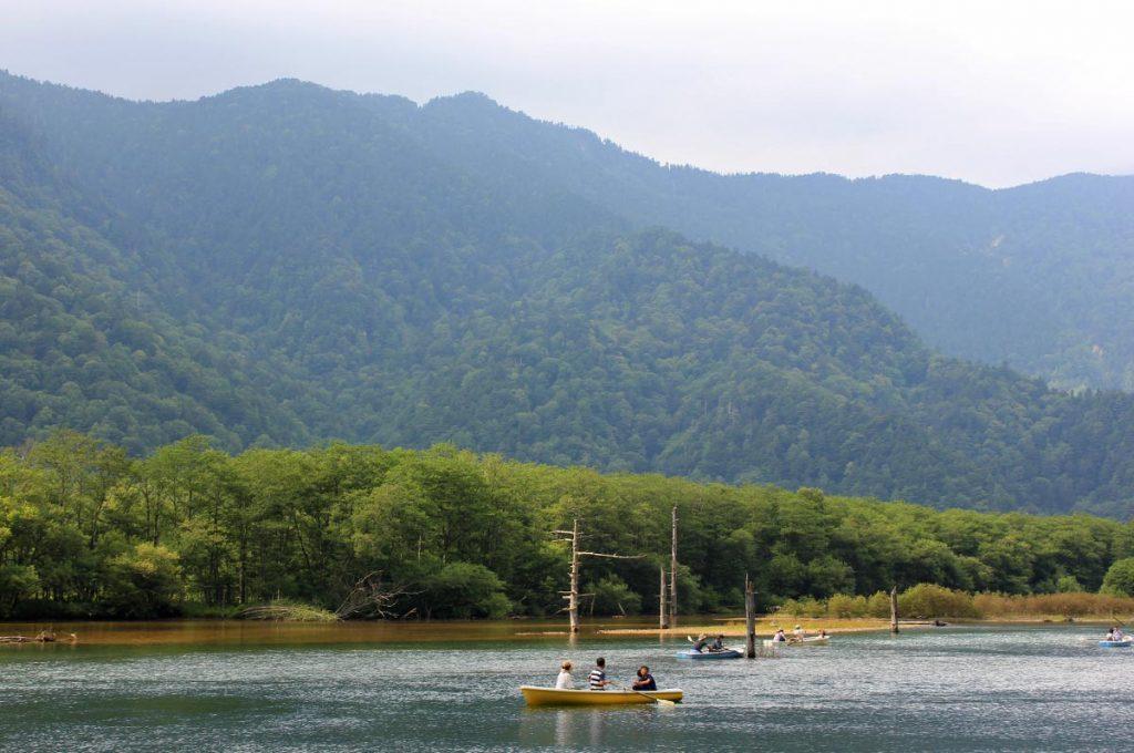 Kamikochi Taisho Pond