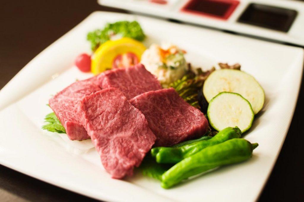 Kobe Beef Meriken Hatoba