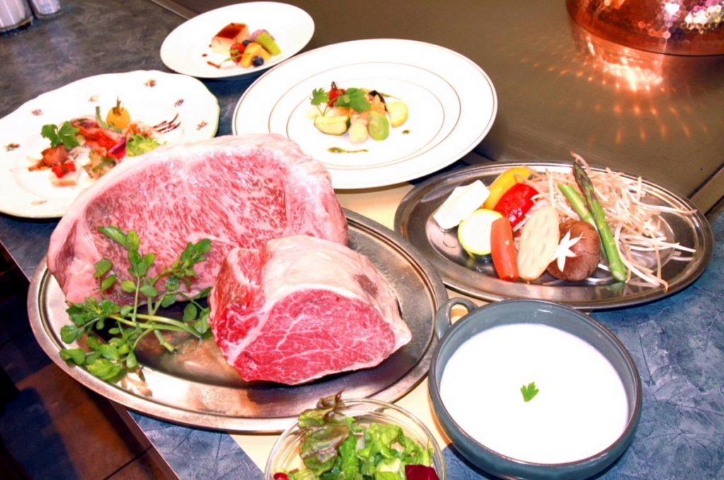 Kobe Beef Steak Aoyama