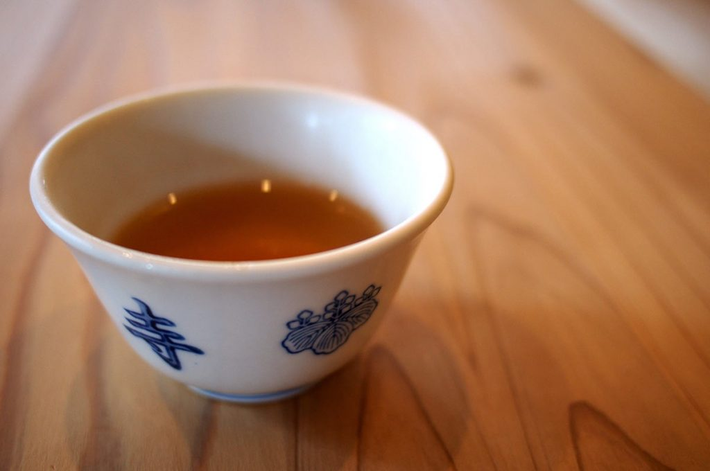 Japanese Food Facts Tea