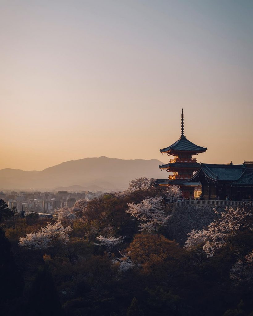 15 Japan Instagram accounts to follow Japan Kiyomizu-dera