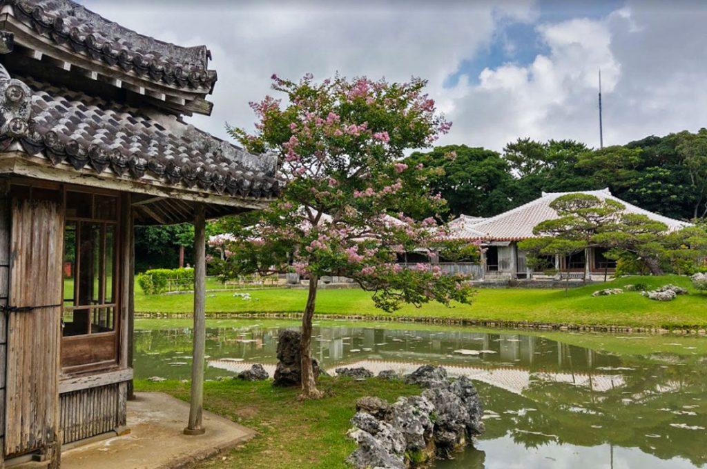 Cherry Blossom Festival Japan Shikina-en Park
