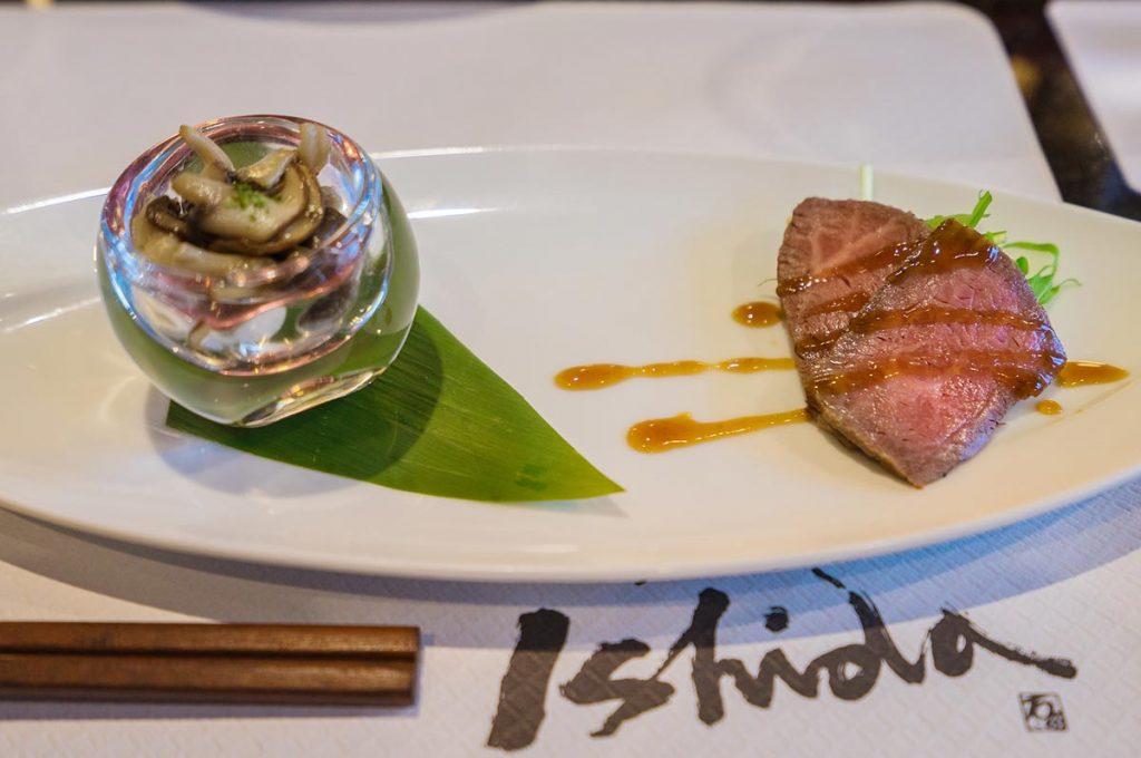 Kobe Beef Dish