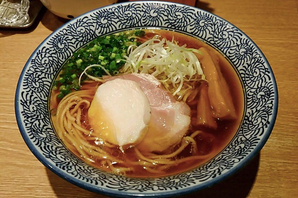 Best Ramen in Tokyo Menya Ittou