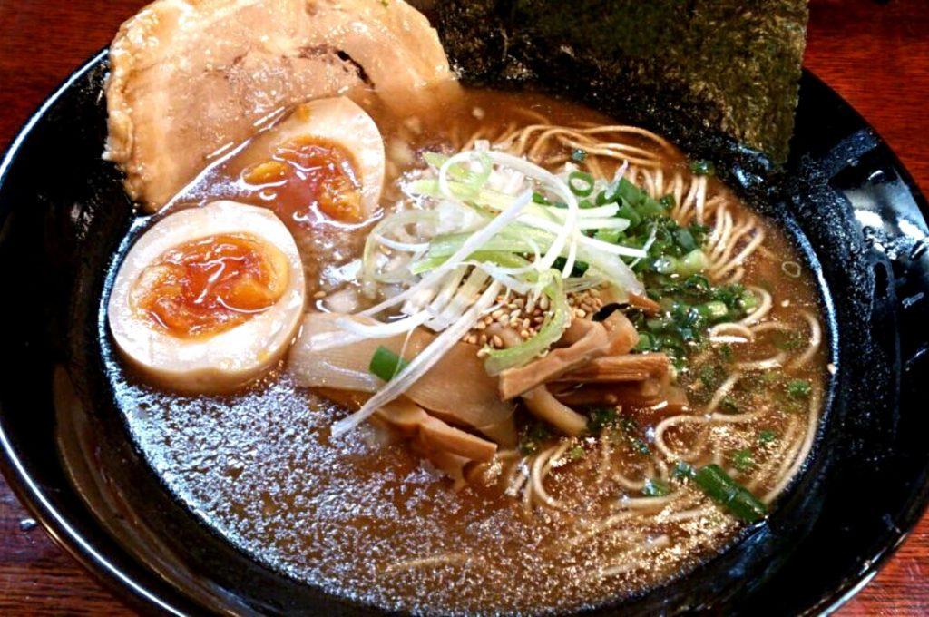 Best Ramen in Tokyo bowl