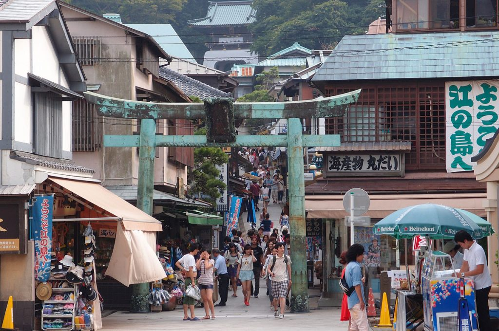 Enoshima Island Places to Stay