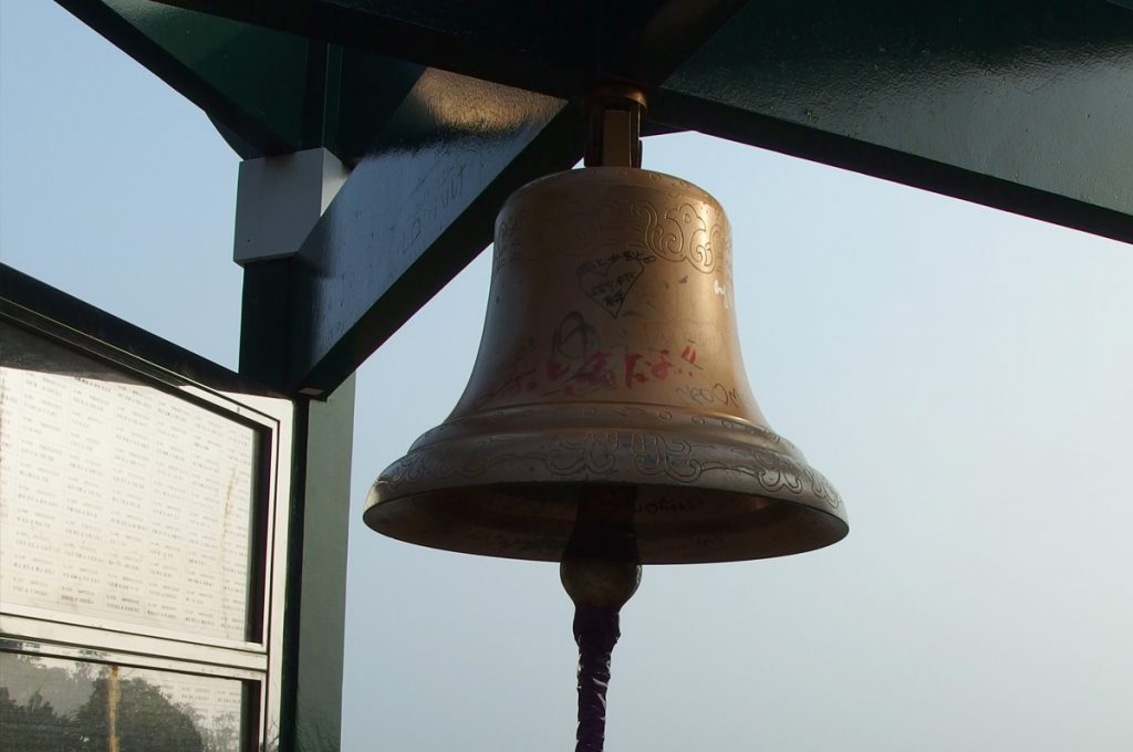 Enoshima Island Places to Visit Love Bell