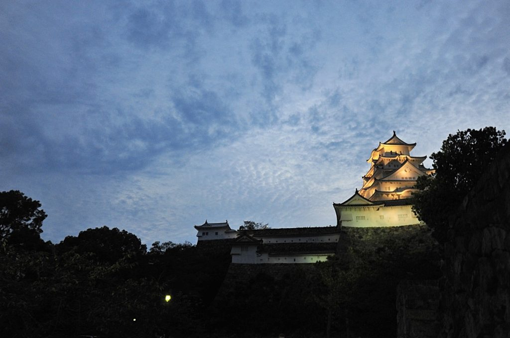 Himeji Castle Entrance Fees and opening hours