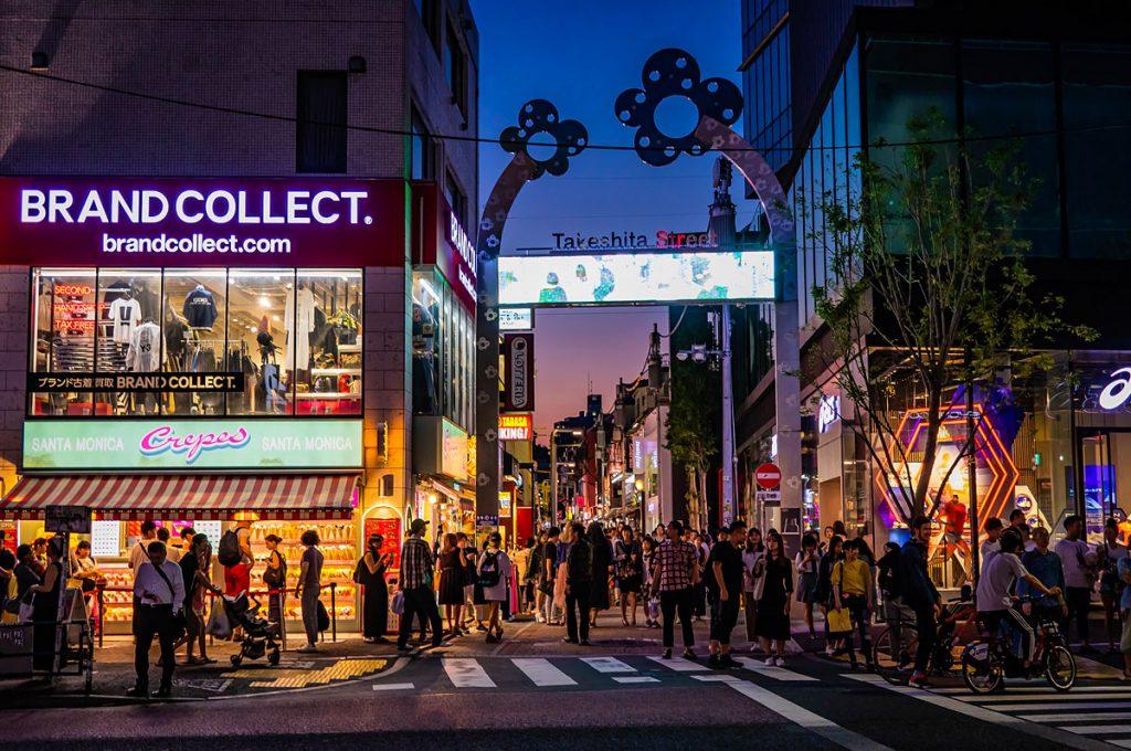 Kawaii Fashion Harajuku the place to be