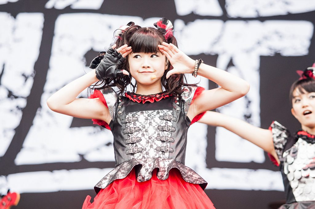 Kawaii Fashion The Idols Babymetal