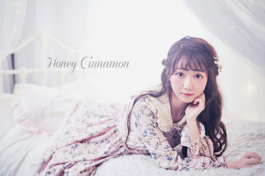 Kawaii Fashion honey cinnamon