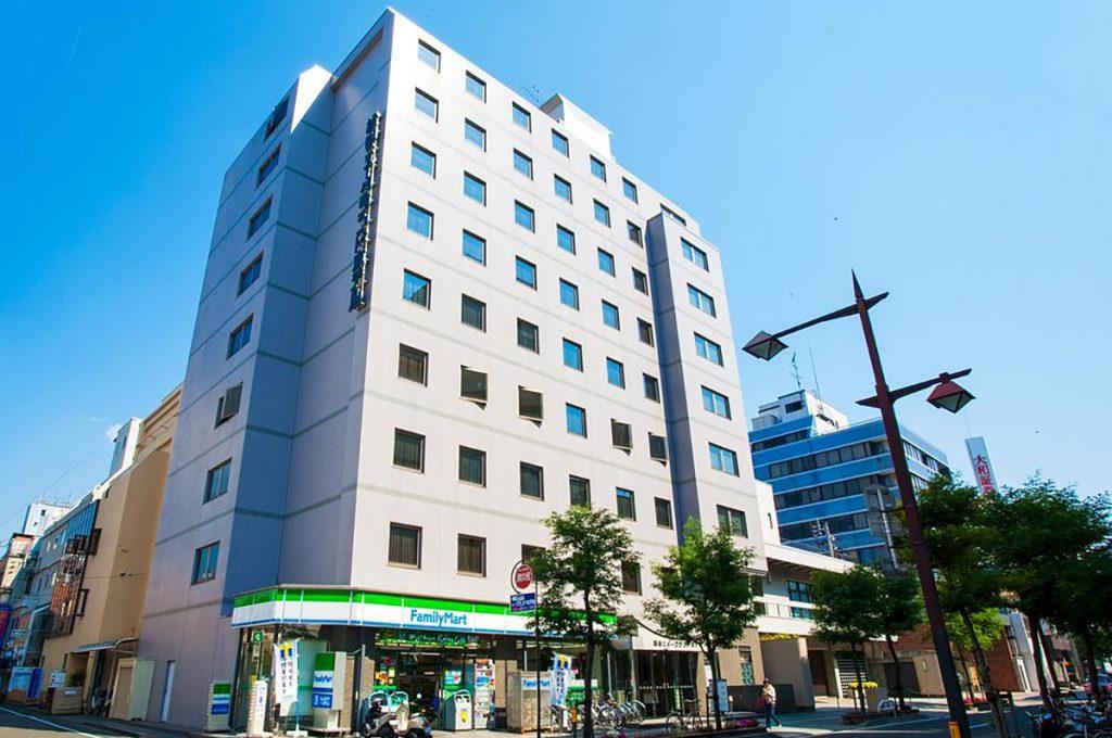 Matsuyama Japan Matsuyama New Grand Hotel