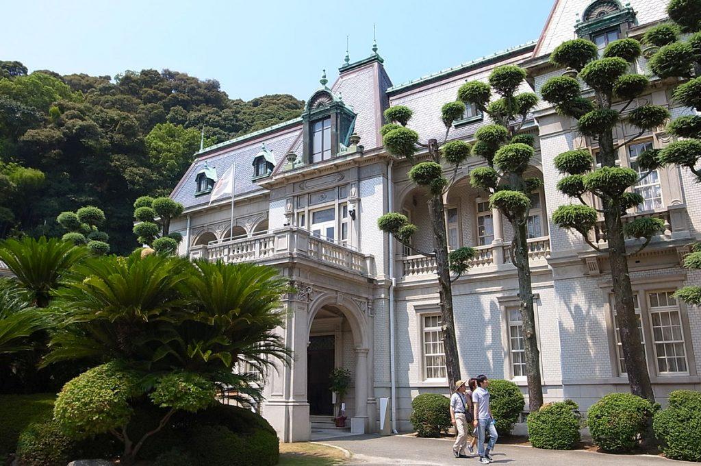 Matsuyama Japan Places to visit Bansuiso