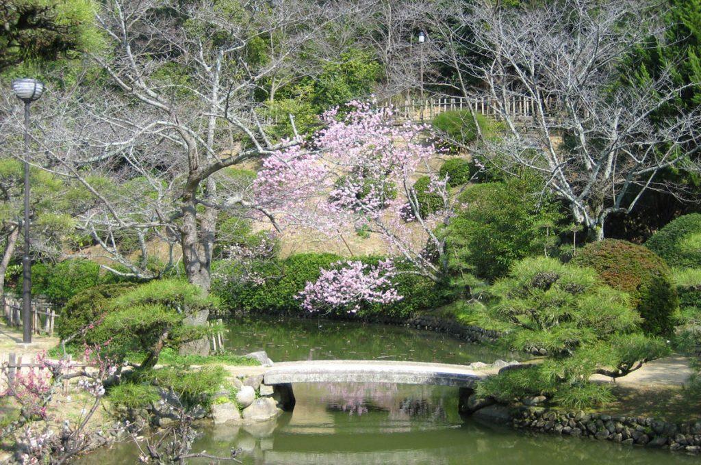 Matsuyama Japan Places to visit Dogo Park
