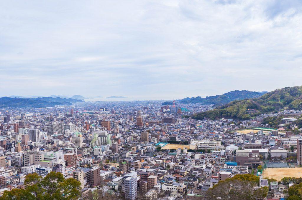 Matsuyama Japan Where to Stay