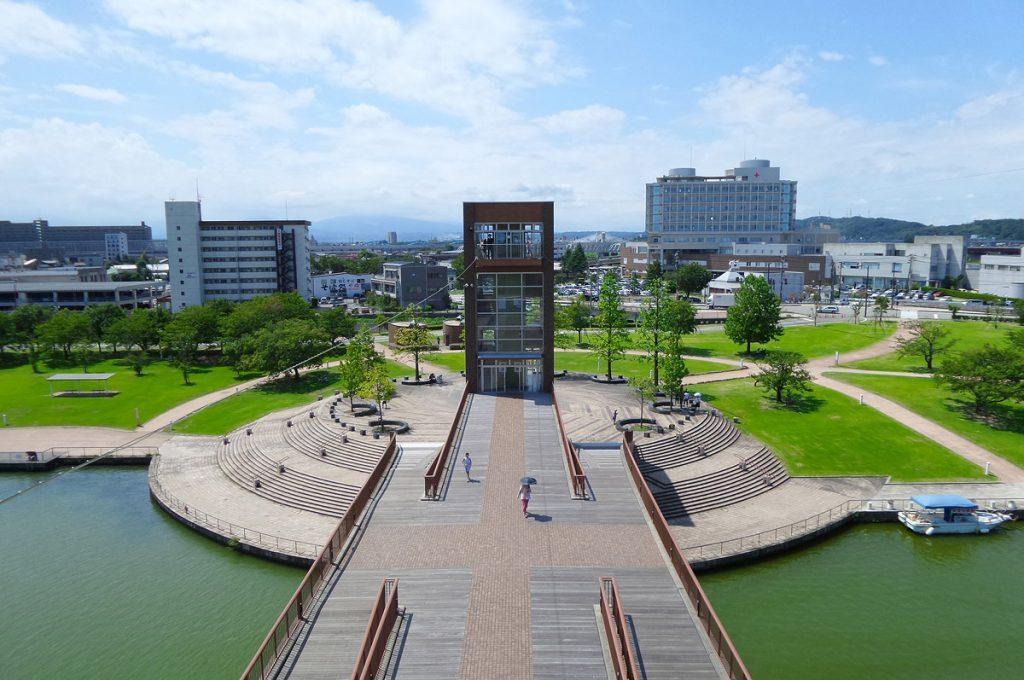 Toyama Japan Getting to Toyama City