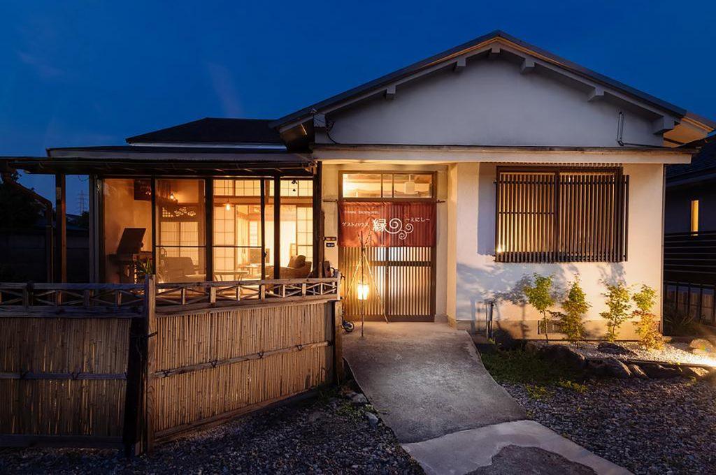 Toyama Japan Guest House Enishi
