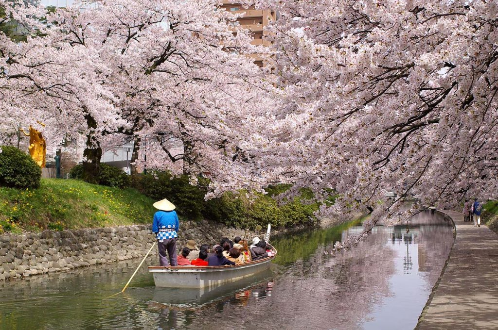 Toyama Japan Places to visit Matsukawa Park