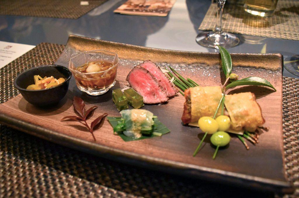 Wagyu beef Kobe Beef Kaiseki 511