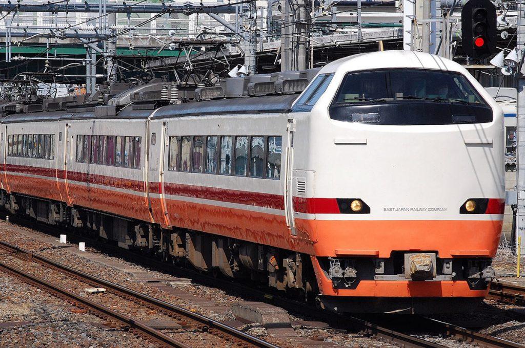 Nikko Japan Train