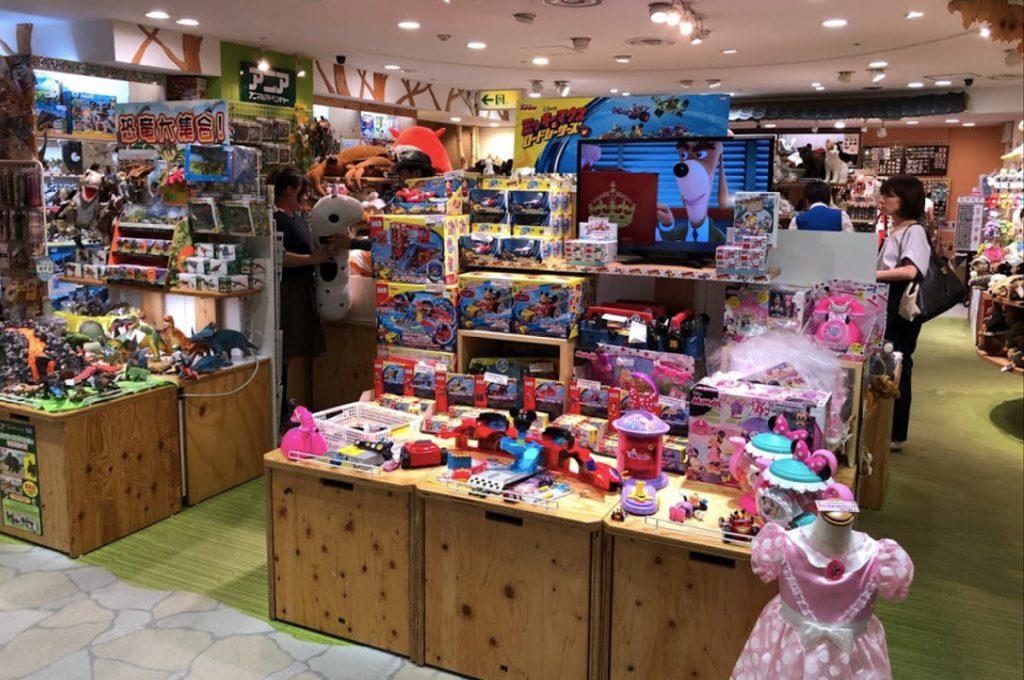 Ginza Shopping Hakuhinkan