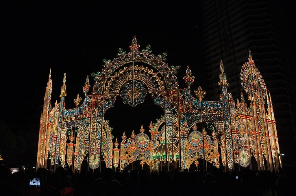Things to do in Kobe Japan Luminarie