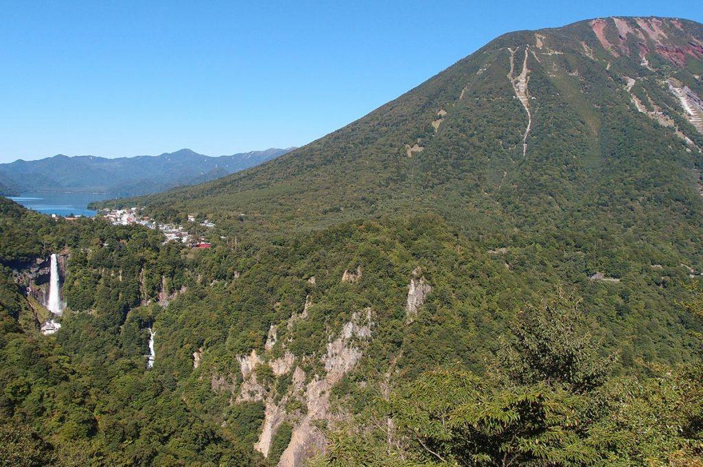 Nikko Japan Akechidaira Plateau