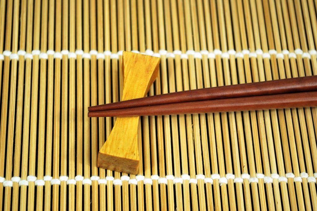 Chopstick Etiquette Japan Holder