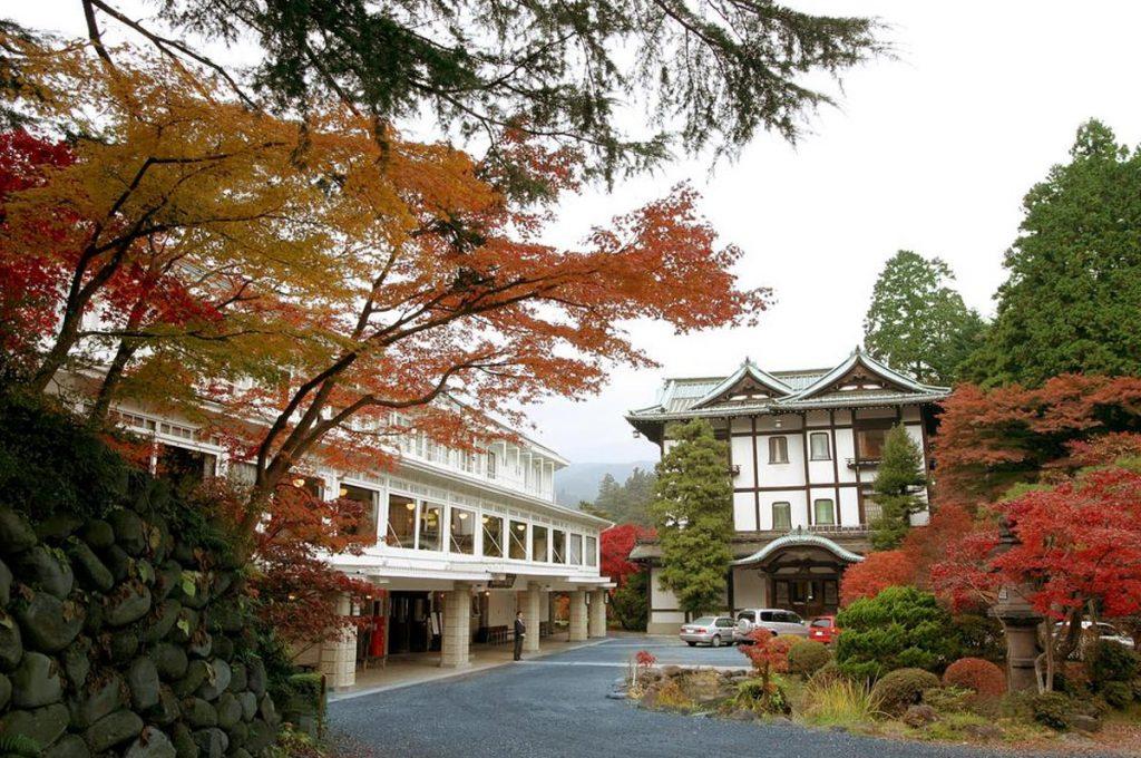 Nikko Japan Kanaya Hotel