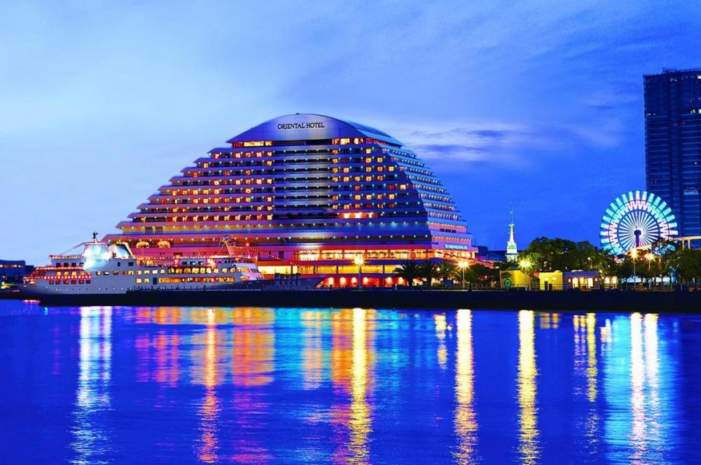 Things to do in Kobe Japan Meriken Park Oriental Hotel