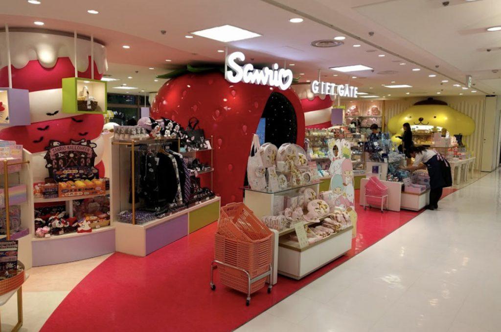 Ginza Shopping Sanrio