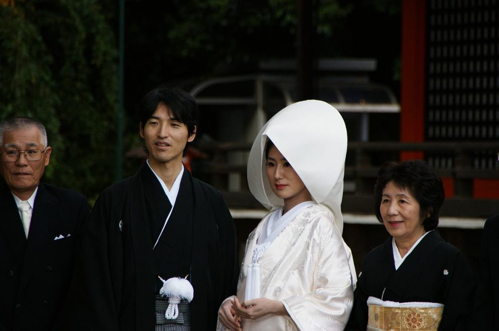 Wedding Traditions in Japan